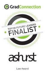 Ashurst 2020 Finalist