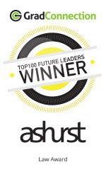 Ashurst Winner 2020