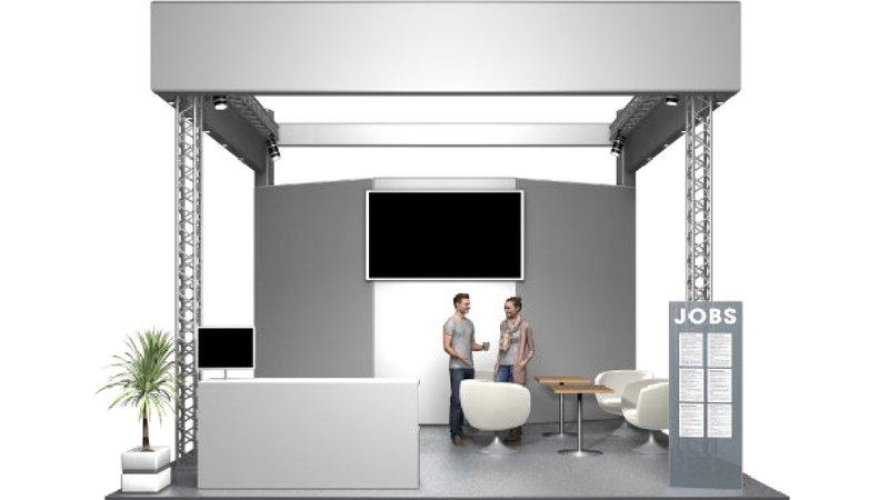 Student Booth Virtual Fair