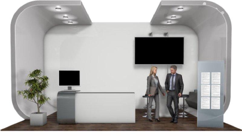 Employer Booth Virtual Fair