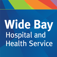 wide bay hospital logo
